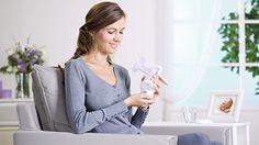 Bezpieczne urządzania do karmienia piersią od Chicco
