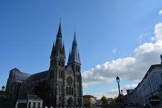 Notre Dame en Vaux in Châlons en Champagne, France.