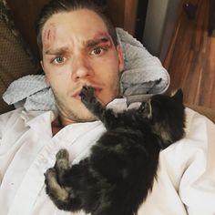 """Dom Sherwood (@domsherwood) en Instagram: ;I guess I talk too much"""""""