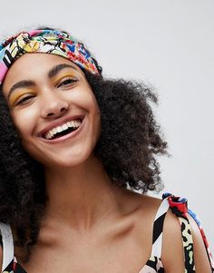 Buy ASOS Made In Kenya Turban Hairband In Mixed Print at ASOS. With free delivery and return options (Ts&Cs apply), online shopping has never been so easy. Get the latest trends with ASOS now. Vacation Wardrobe, Turban, Fashion Prints, Hair Band, Kenya, Afro, Fashion Online, How To Make, Delivery