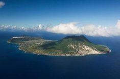 Beautiful island of St. Eustatius