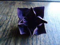 flores plegados pr malula _ arte en papel