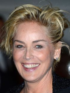 Sharon Stone at the 2014 Cannes Film Festival: http://beautyeditor.ca/2014/05/27/cannes-2014/