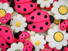 Adding Sanding Sugar to Cookies - The Sweet Adventures of Sugar Belle Plain Cookies, Basic Cookies, Cute Cookies, Cupcake Cookies, Fancy Cookies, Easter Cookies, Ladybug Cookies, Cookie Decorating Supplies, Cake Decorating