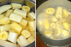 Boil Bananas Before Bed - Drink The Liquid and eat the boiled fruit. Improves sleep and good for health - 1 organic banana with peel, water, cinnamon (optional) - boil for 10 mins then consume before bed. Banana Tea, Banana Drinks, Banana Before Bed, Healthy Life, Healthy Living, La Constipation, Nutrition, What Happened To You, Natural Treatments