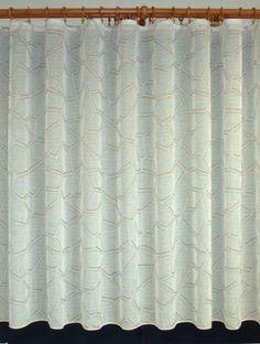 Natural 110000 | Záclony Alen Július Novák Curtains, Shower, Natural, Prints, Home Decor, Rain Shower Heads, Blinds, Decoration Home, Room Decor