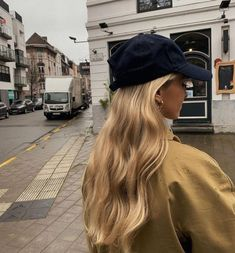 Bad Hair, Hair Day, Blonde Hair Looks, Foto Casual, Aesthetic Hair, Dream Hair, Looks Style, Pretty Hairstyles, Hair Goals