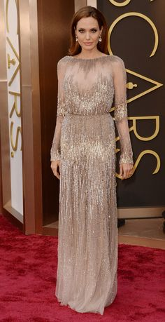 Angelina jolie red carpet dresses - photo#5