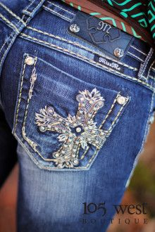 MISS ME Skinny Jeans are on SALE!!  $69.99.  Get your size before they're gone!!  ~  105 West Boutique located in Abbeville, SC.  (864) 366-WEST.  Shipping $5.  Look for us on Facebook!