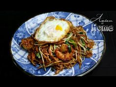 Mie Goreng Recipe & Video - Seonkyoung Longest