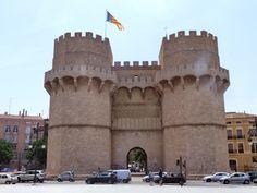 Spain, Valencia, architecture, castle