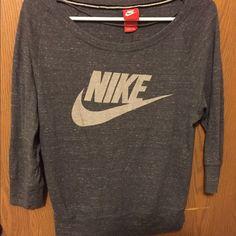 Nike 3/4 sleeve sport shirt Nike 3/4 sleeve sport shirt Nike Tops Tees - Short Sleeve