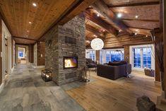FINN – Stølen - Nyt majestetisk utsikt over Oppdal fra en stor og innbydende hytte med eksklusiv standard og ski in - ski out!