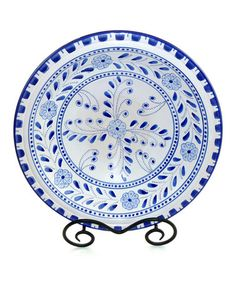 Take a look at this Azoura Small Serving Bowl by Le Souk Ceramique on #zulily today!