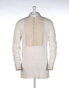 Long sleeve t-shirt Men - Tops & tees Men on Maison Martin Margiela e-boutique Online Store United States