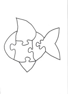 Barney The Fish Pattern