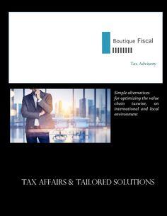 Boutique Fiscal  Tax Advisory