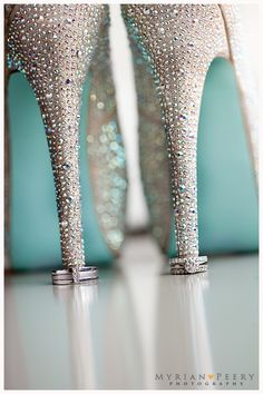 Love this ring shot...These shoes are amazing!