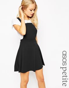 ASOS PETITE Pinafore Dress