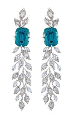 Starlight Earrings by Nirav Modi