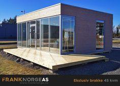 FINN – Eksklusiv brakke, butikk, restaurant, kontor, 3 moduler
