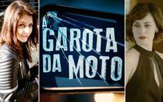 """""""A Garota da Moto"""" já tem data para estrear no SBT"""