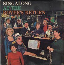 45cat - Coronation Street Cast - Singalong At The Rover's Return - Granada - UK