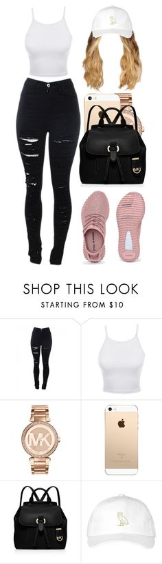10.29.16 by aaliyahsalmon on Polyvore featuring LE3NO 0673f2779