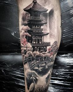 Cool Half Sleeve Tattoos, Best Sleeve Tattoos, Tattoo Sleeve Designs, Leg Tattoos, Body Art Tattoos, Tattoos For Guys, Geisha Tattoo Design, Buddha Tattoo Design, Buddha Tattoos