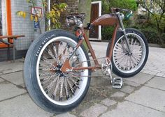 chains instead of spokes
