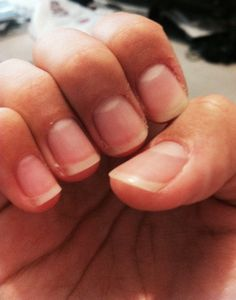 The secret to long nails?
