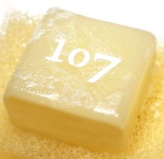 107 Oneoseven Soap