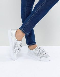 ea395d56ab71 ASOS DITZY Bow Sneakers Bow Sneakers