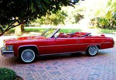 1979 Cadillac DeVille LeCabriolet Convertible