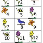 Spring Calendar Numbers and Months This Freebie includes the Birds and the Bees theme only Included:  Numbered set of cards, 2 versions of months, ...