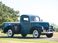 1940 Ford Custom Pickup Truck