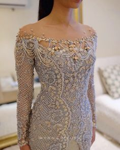 Kebaya Lace, Kebaya Dress, Batik Kebaya, Kebaya Hijab, Kebaya Wedding, Desi Wedding Dresses, Bridal Dresses, Wedding Hijab, Bouquet Wedding