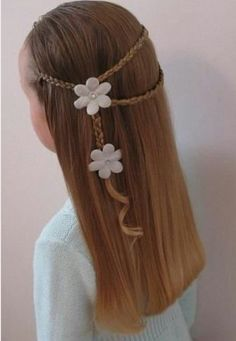 Easy hairstyles and new styles ( Lau Fancy ) Pinterest.
