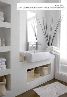 Inspiración e ideas para tu baño