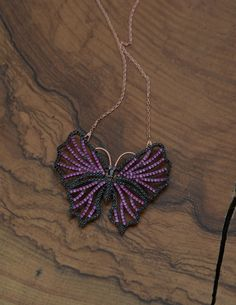 A personal favourite from my Etsy shop https://www.etsy.com/listing/279095094/silver-butterfly-necklace-butterfly