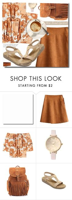 """Trend"" by soks ❤ liked on Polyvore featuring Chloé, Liebeskind and polyvoreeditorial"