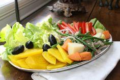 Veggie Nicoise Salad, Wholeliving.com