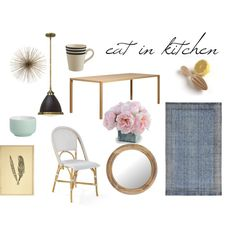 Eat in Kitchen | Sarah Swanson Design