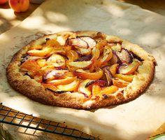 Gyümölcsös crostata - Stahl.hu Vegetable Pizza, Cake Recipes, Vegetables, Food, Easy Cake Recipes, Essen, Vegetable Recipes, Meals, Yemek