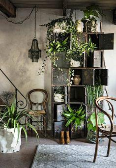 Design vert et vintage - PLANETE DECO a homes world