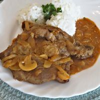 Pork, Chicken, Meat, Kale Stir Fry, Pigs, Cubs, Kai