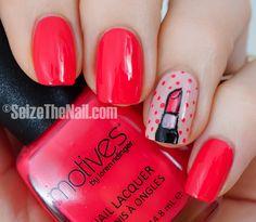 seizethenail #nail #nails #nailart