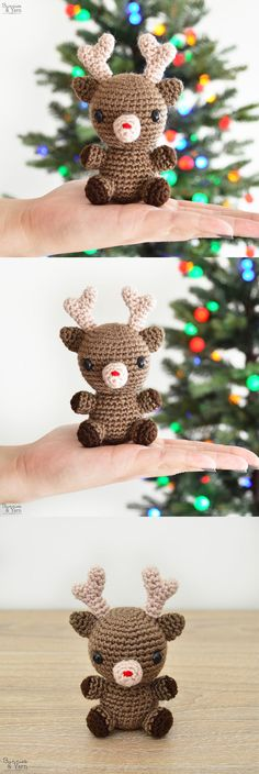 Amigurumi Step by Step in English for Beginners teaching from scratch various pets - watch video Double Crochet, Single Crochet, English For Beginners, Sport Weight Yarn, Yarn Needle, Stitch Markers, Just Giving, Pattern Making, Crochet Hooks
