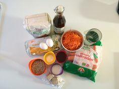 #gulerodsboller #gulerodsbrud #Homemade #libidu #blog #food #delicious Læs meget mere her: www.libidu.com/...