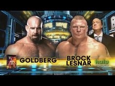 Gold Berg VS Brock Lesner WWE 2k GamePlay-The Fantasy Warfare https://www.youtube.com/watch?v=YJz2cc436t0
